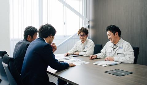 営業部門 | 新卒・第二新卒